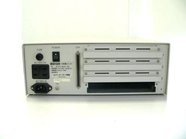 98周辺機器販売 PC-BOX164 IO DATA