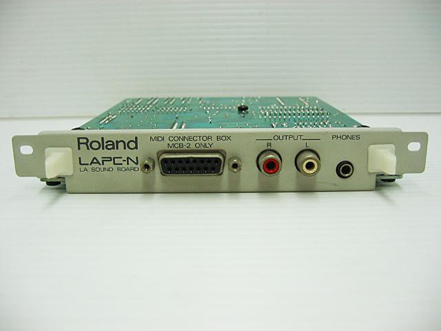98ボード類販売 LAPC-N Roland