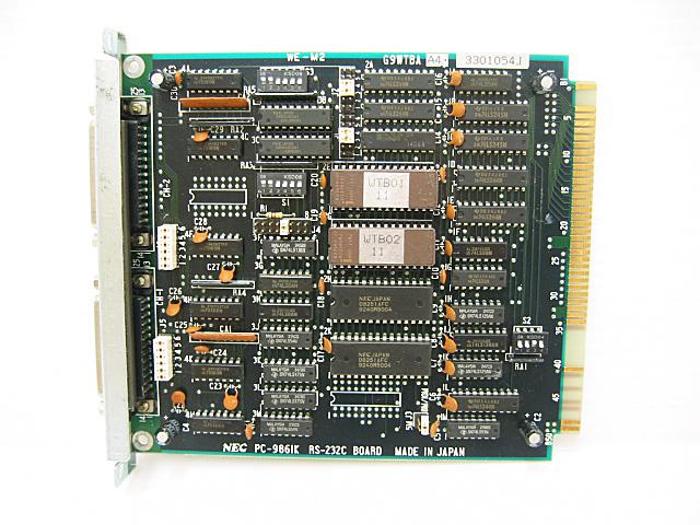 98ボード類販売 PC-9861K NEC