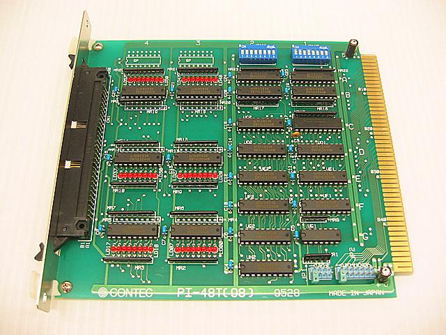 制御ボード販売 PI-48T(98) CONTEC