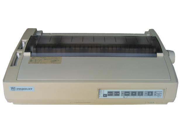 98プリンタ販売 PC-PR201/47 NEC