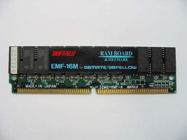 98パーツ販売 EMF-16M BUFFALO