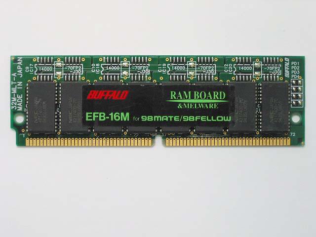 98パーツ販売 EFB-16M BUFFALO