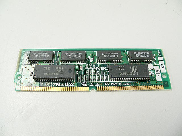 98パーツ販売 PC-9821XA-B01 NEC