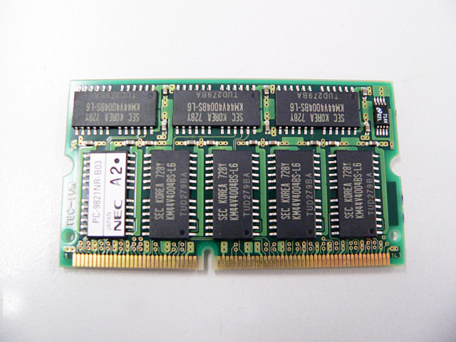 98パーツ販売 PC-9821NR-B03(幅広) NEC