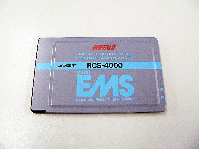 98パーツ販売 RCS-4000 BUFFALO