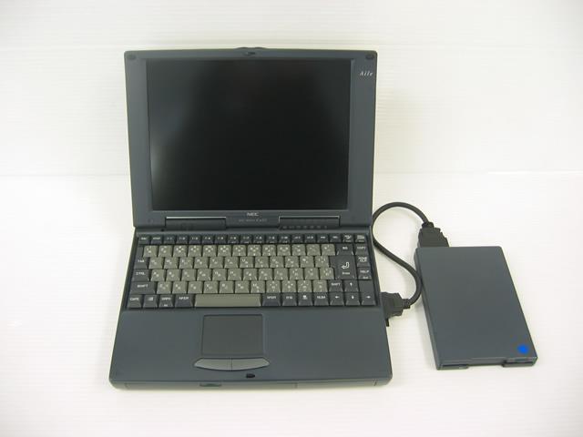 98ノート販売 PC-9821La13/S14 NEC