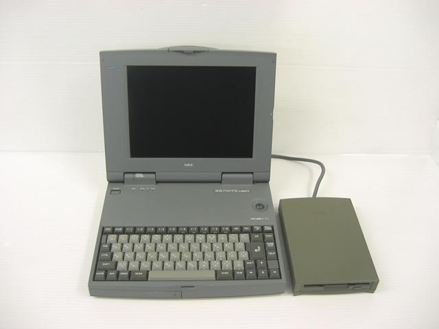 98ノート販売 PC-9821Ld/350A NEC