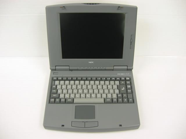 98ノート販売 PC-9821Lt2/3A NEC