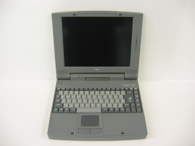 98ノート販売 PC-9821Na12/S8 NEC