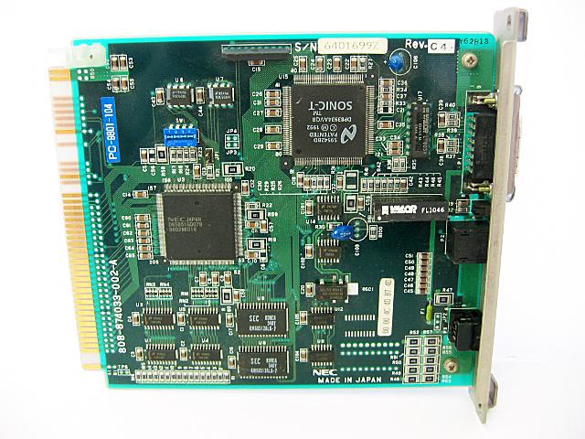 98ボード類販売 PC-9801-104 NEC