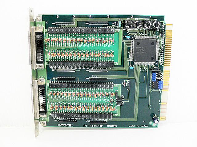 制御ボード販売 PI-64(98)E CONTEC