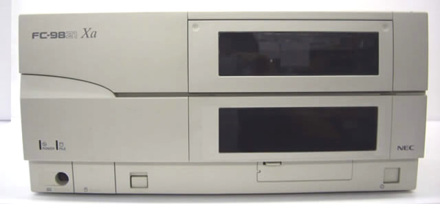 98FC販売 FC-9821Xa model1 NEC