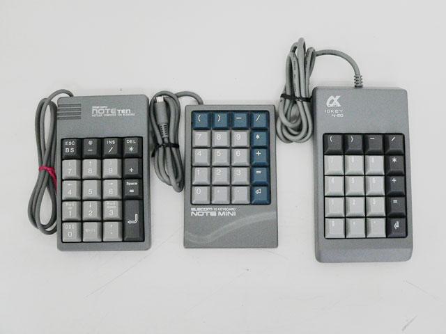 98周辺機器販売 PC-98ノート用 テンキーボード ノーブランド