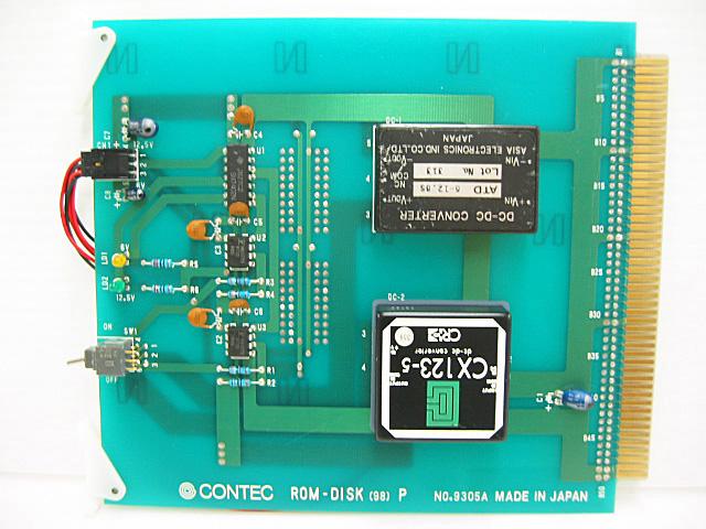 制御ボード販売 ROM-DISK(98)P CONTEC