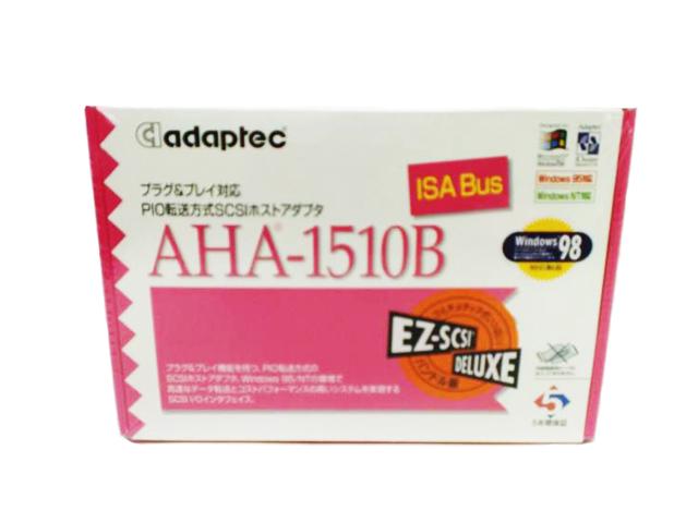 AHA-1510B インターフェース