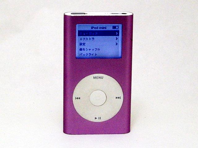 iPod mini 4GB ピンク 第1世代 M9435J/A