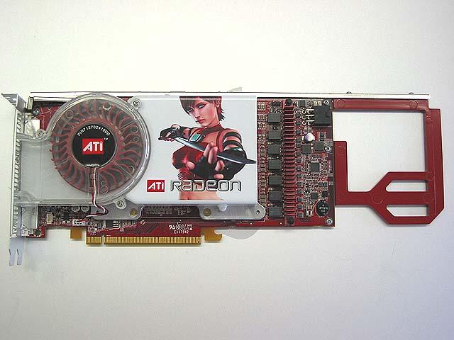 ATI Radeon X1900 XT Graphics Upgrade Kit for Mac Pro