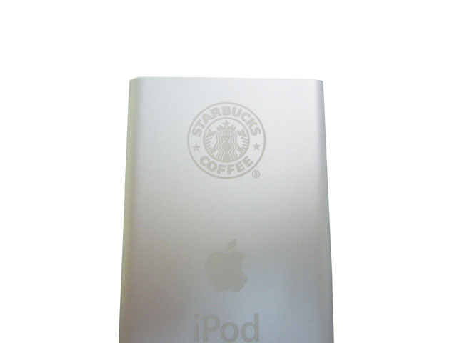 iPod nano 2GB シルバー 第2世代 PA478J/A Starbucks