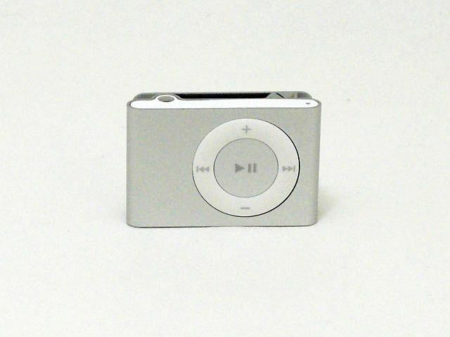 中古iPod販売 iPod shuffle 1GB シルバー 第2世代 MA564J/A Apple