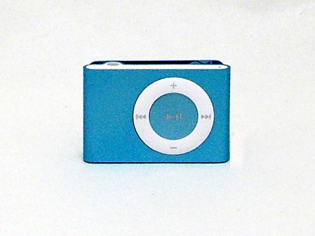中古iPod販売 iPod shuffle 1GB ブルー 第2世代 MA949J/A Apple