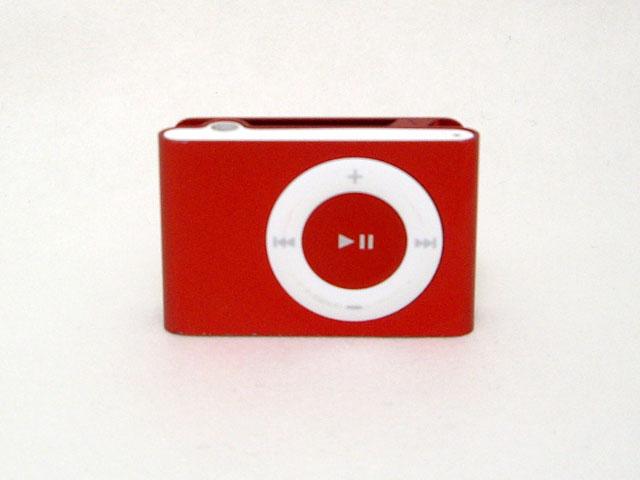 iPod shuffle 1GB レッド 第2世代 MB817J/A