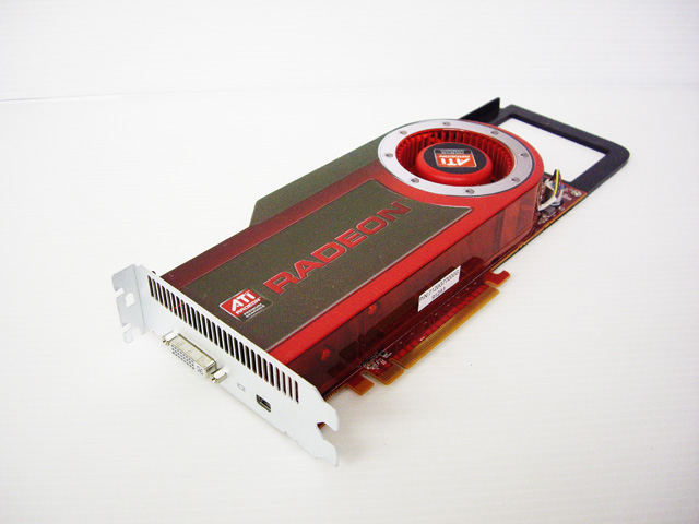 ATI Radeon HD 4870 Graphics Upgrade Kit for Mac Pro