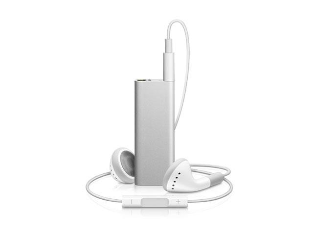 iPod shuffle 2GB シルバー 第3世代 MC306J/A