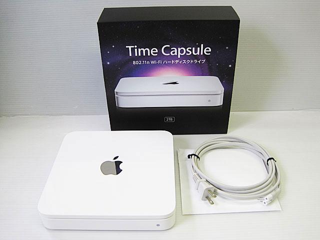 Time Capsule 802.11n 第4世代 2TB MD032J/A