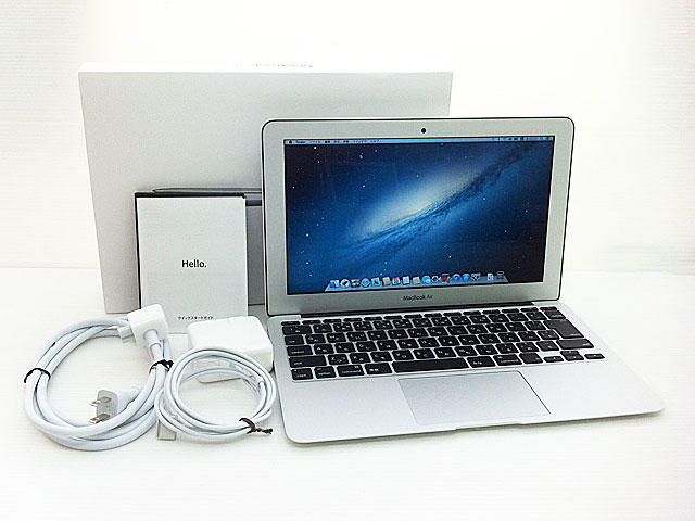 MacBook Air Core i5 1.7GHz 11.6インチ