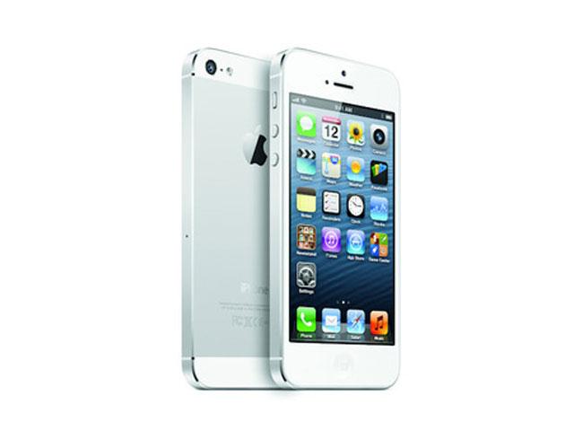 iPhone 5 64GB ホワイト MD663J/A