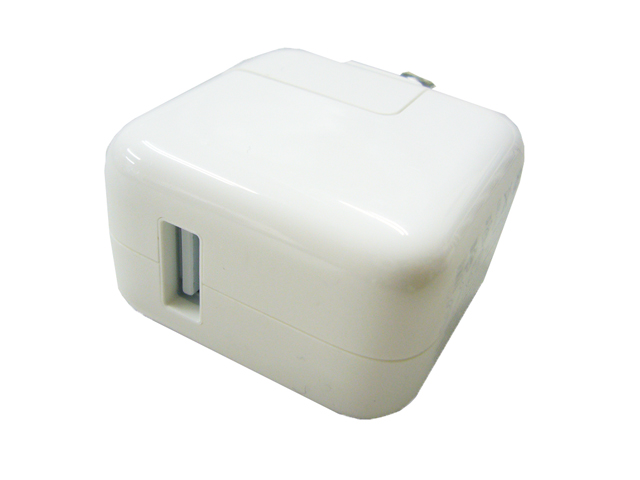 中古iPodアクセサリ販売 Apple 12W USB電源アダプタ USB Power Adapter MD836LL/A Apple