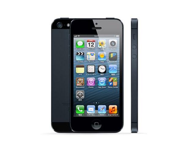 iPhone 5 32GB ブラック ME041J/A