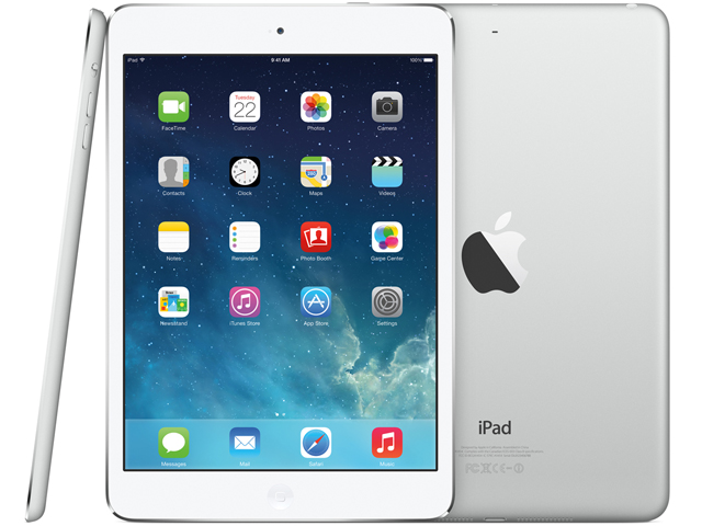 iPad mini 2 Retina Wi-Fi+Cellular モデル 16GB Silver ME814JA/A au版