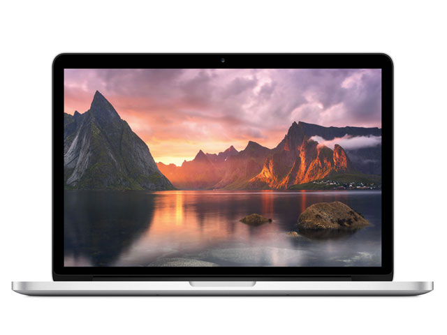 MacBook Pro Core i5 2.7GHz 13.3インチ(RetinaDisplay)