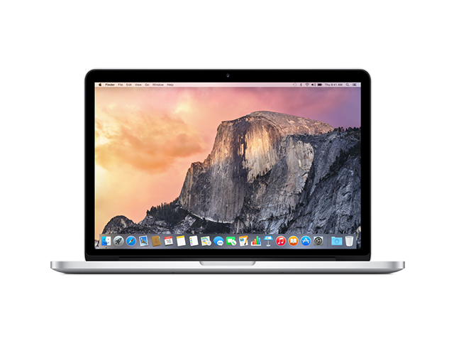 MacBook Pro Core i5 2.7GHz 13.3インチ(RetinaDisplay)