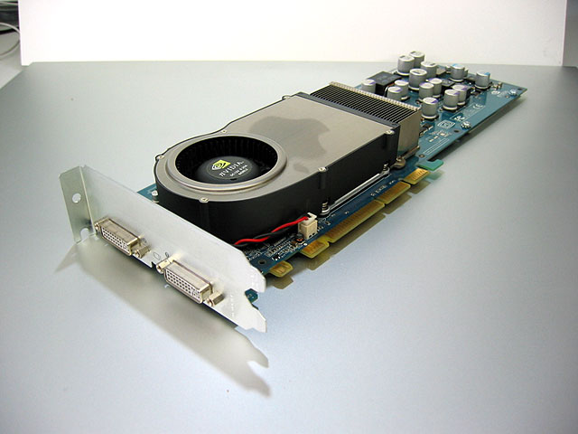 NVIDIA GeForce 6800 Ultra DDL Card