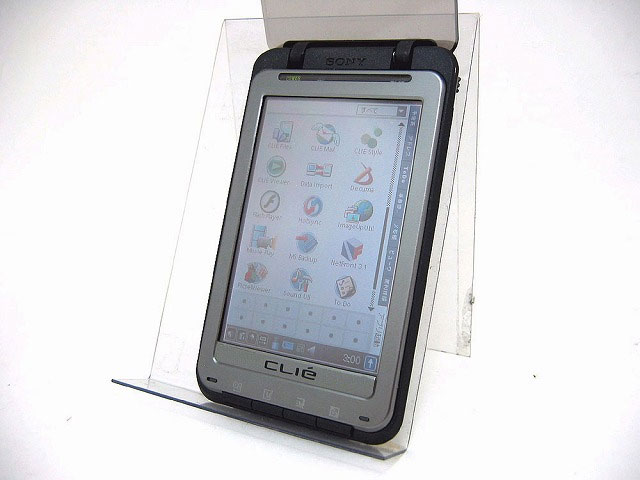 SONY CLIE PEG-TH55 ブラック