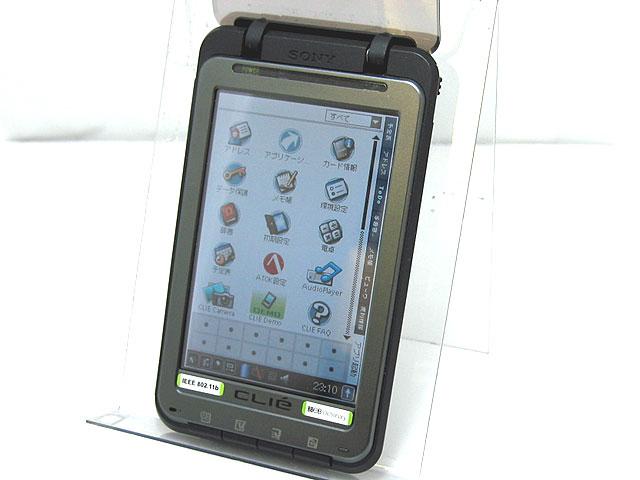 PDA販売 CLIE PEG-TH55DK SONY