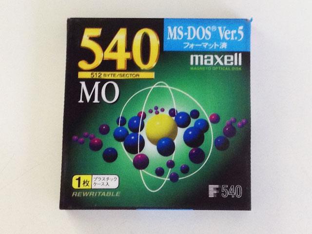 MA-M540.DOS.A1P メディア