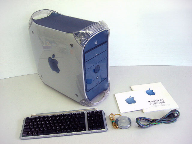 PowerMac G4 AGP Graphics 400MHz