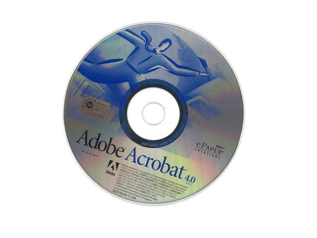 Acrobat 4.0