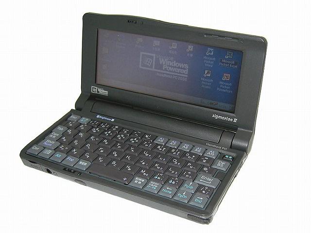 PDA販売 sigmarionII ポリッシュガンメタル ドコモ
