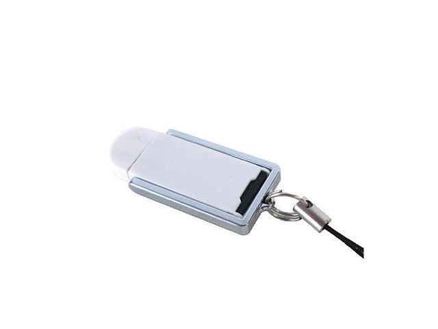 USB/MicroUSB両対応 MicroSDカードリーダー