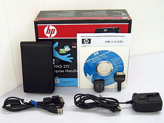 PDA販売 iPAQ 212 Enterprise Handheld hp