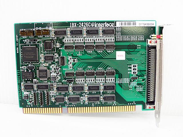 制御ボード販売 IBX-2426C Interface