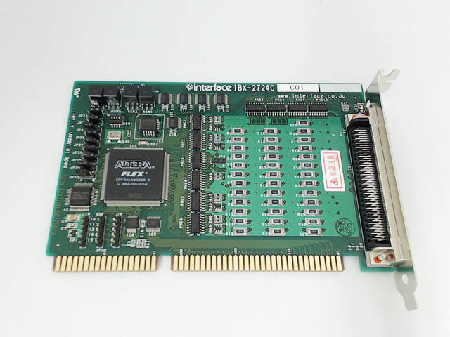 制御ボード販売 IBX-2724C Interface