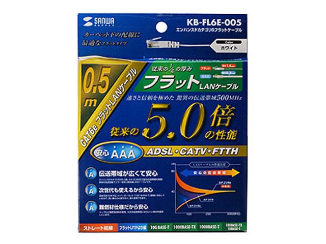 KB-FL6E-005 ケーブル・コネクタ