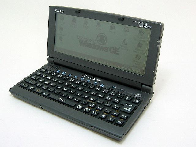 PDA販売 CASSIOPEIA A-60 CASIO