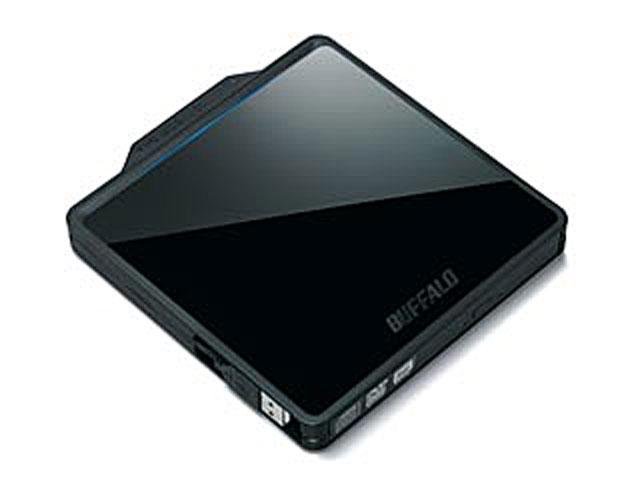 中古外付PCドライブ販売 DVSM-PC58U2V-BK BUFFALO